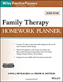img - for Family Therapy Homework Planner (PracticePlanners) book / textbook / text book