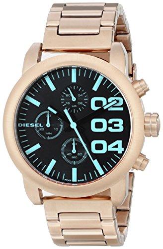 Diesel DZ5454 - Reloj para mujer de oro rosa