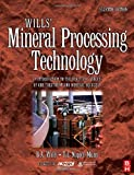 img - for T.Napier-Munn's B. A. Wills's Wills' Mineral Processing Technology, Seventh Edition(Wills' Mineral Processing Technology, Seventh Edition: An Introduction to the Practical Aspects of Ore Treatment and Mineral Recovery [Paperback])(2006) book / textbook / text book