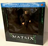 Image de Matrix Collection - Coffret Collector Edition Limitée 15 ans Matrix - Trilogie DVD + Blu-Ray + Stat