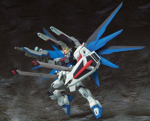 Gundam MSIA ZGMF-X10A Extended Freedom Gundam Action Figure