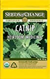516YZ%2BdnozL. SL160  Seeds of Change S10852 Certified Organic Catnip, 200 Seed Count