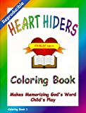 Heart Hiders Coloring Books