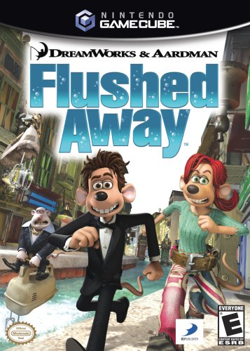 Flushed Away - Gamecube front-325287