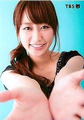 TBS 女子アナウンサー カレンダー 2013 <Fresh> TBSオリジナル特典生写真 【枡田絵理奈】
