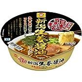 マルちゃん 日本旨いもん新潟生姜醤油拉麺 110g×12個