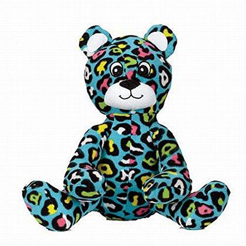 Plushalicious Plush 12 Inch Lionel The Jaguar Stuffed Animal - Blue Spots front-960684