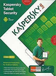 Kaspersky Security for Android Tablets