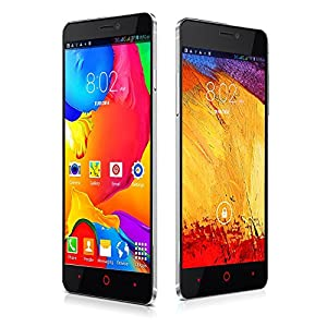 Indigi® Unlocked Indigi 5.5-inch Dual-Core 3G Android 4.4 Smart Cell Phone Google Play Store Supported (Facebook, Twitter, WhatsApp, Skype, Instagram, YouTube, Netflix and more)