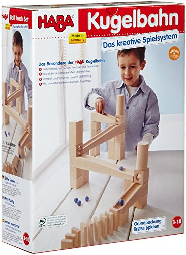 Haba-First-Ball-track-for-Beginners-Marble-Run