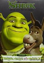 Pack Metalico Shrek Import Movie European Format - Zone 2 2007 Varios