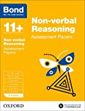 J M Bond Bond 11+: Non-verbal Reasoning: Assessment Papers: 5-6 years