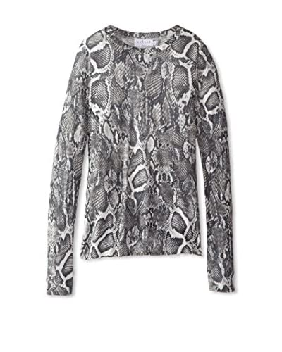 Velvet by Graham & Spencer Women's Snake Print Top