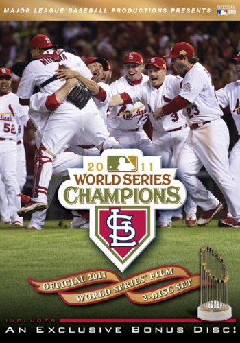 STL Cardinals 2011 Official World Series Championship Film at Amazon.com