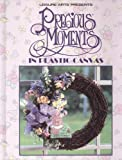 img - for Precious Moments in Plastic Canvas book / textbook / text book