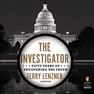 The Investigator Audiobook