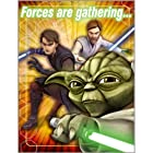Star Wars: The Clone Wars - Invitations Party Accessory