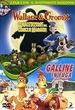 Wallace & Gromit - La Maledizione Del Coniglio Mannaro / Galline In Fuga (2 Dvd)