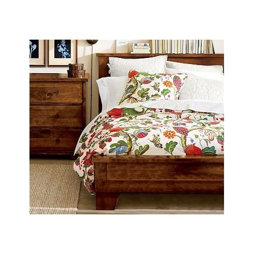 Pottery barn sumatra bed dresser set for Bedroom furniture amazon