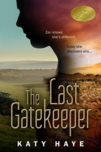 The Last Gatekeeper by Katy Haye ebook deal