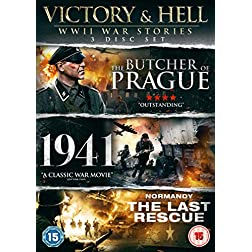 Victory & Hell: WWII War Stories
