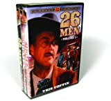 Cover art for  26 Men - Volumes 1-3 (3-DVD)