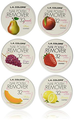 la-colors-nail-polish-remover-pads-acetone-free-fruit-scent6-boxes-of-32-pads