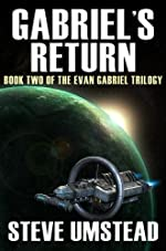 Gabriel's Return (Evan Gabriel Trilogy)