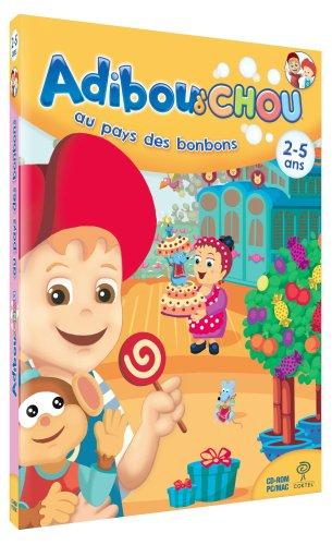 Adiboud' chou au pays des bonbons (vf - French software)