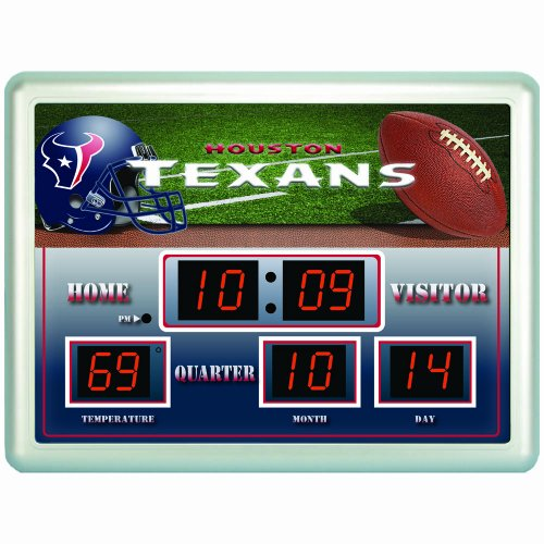 houston-texans-official-nfl-14-inch-x-19-inch-scoreboard-clock-by-evergreen-enterprises