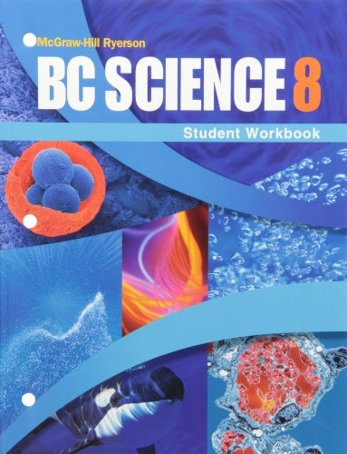 Bc Science 6 Student Workbook Answer