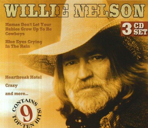 Willie Nelson - Willie Nelson: Blue Eyes Crying in the Rain/Willie & Friends/Crazy - Zortam Music