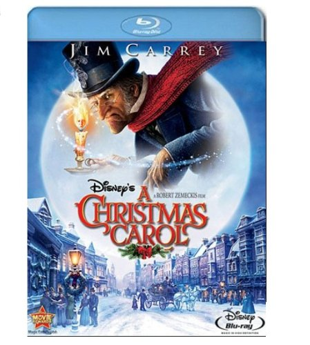 Cover art for  Disney's A Christmas Carol (Two-Disc Blu-ray/DVD Combo)
