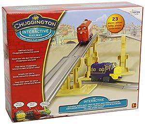 Amazon.com: Chuggington Interactive Elevated Track Pack ...