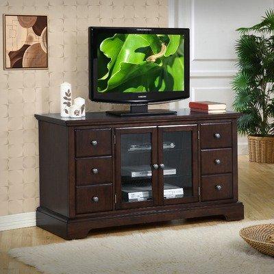 buy low price burma 52 solid wood corner tv stand in dark cherry zd b1002. Black Bedroom Furniture Sets. Home Design Ideas