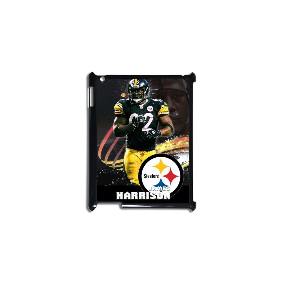 NFL Pittsburgh Steelers iPad 2 Case Steelers logo designs Cell Phones & Accessories