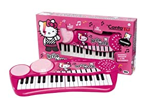 Giochi Preziosi NCR01665 DJ Mix Pianola Hello Kitty