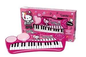 Giochi Preziosi NCR01665 DJ Mix Pianola Hello Kitty