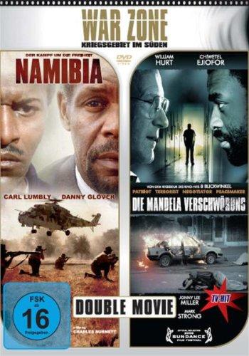 Warzone - Kriegsgebiet im Süden: Namibia & Die Mandela Verschwörung (Double Movie)