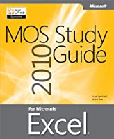 MOS 2010 Study Guide for Microsoft Excel Front Cover