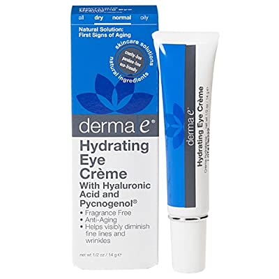 Best Cheap Deal for derma e - Pycnogenol & Hyaluronic Acid Eye Creme, .5 oz cream [Misc.] by Derma E - Free 2 Day Shipping Available
