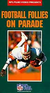 Football Follies on Parade [VHS]
