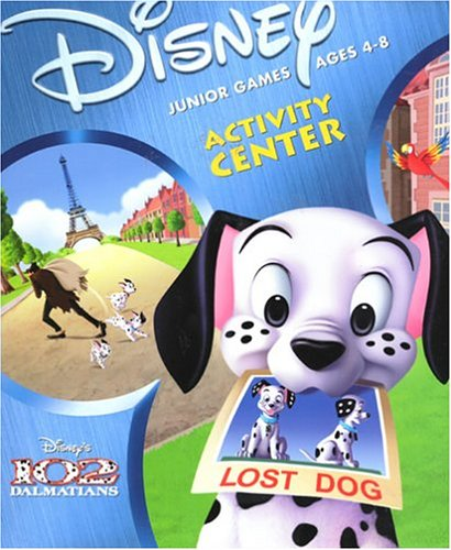 Disney's 102 Dalmatians Activity Center - Mac