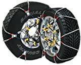 Security Chain Company SZ143 Super Z6 Cable Chain for Passenger Cars, Pickups, and SUVs - Set of 2