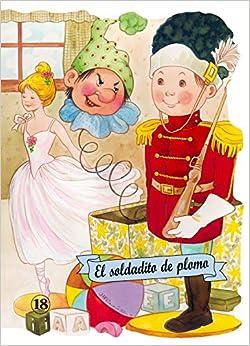 El soldadito de plomo (Troquelados clásicos): Amazon.es