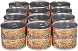 Purina Friskies Tasty Treasures Chicken and Tuna with Bacon, 24 by 5.5 oz.