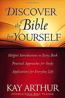 Discover the Bible for Yourself: Helpful introductions to every book