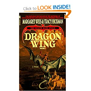 Dragon Wing (The Death Gate Cycle, Book 1) by Margaret Weis and Tracy Hickman