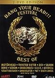 echange, troc BANG YOUR HEAD FESTIVAL BEST OF