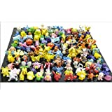 1 SET PER LOTS 144PCS POKEMON ACTION FIGURES 2-3CM BY @CNFT